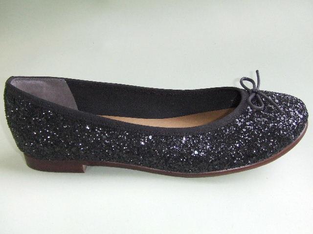 画像2: 浅いコッペ靴セクエル黒