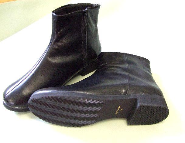 画像2: 本皮ブーツ15センチ