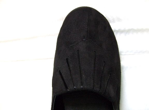 画像5: クラリーノヌバック黒