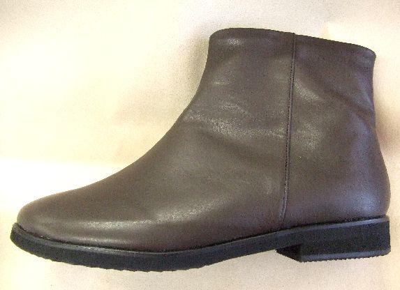 画像1: 本革ブーツ15 ブラウン