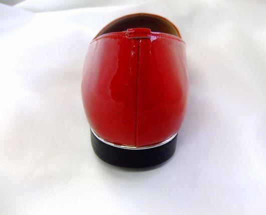 画像3: シルバーピース /エナメル赤